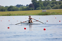 Race: 48  Event: Women's Lightweight Single Sculls - Heat 2<br /> <br /> National Schools Regatta 2018<br /> Sunday<br /> <br /> To purchase this photo, or to see pricing information for Prints and Downloads, click the blue 'Add to Cart' button at the top-right of the page. The Metropolitan Regatta 2018