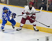 Dylan Abood (AFA - 23), Ty Pelton-Byce (Harvard - 11) - The Harvard University Crimson defeated the Air Force Academy Falcons 3-2 in the NCAA East Regional final on Saturday, March 25, 2017, at the Dunkin' Donuts Center in Providence, Rhode Island.