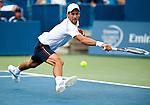 Novak Djokovic (SRB) Defeats Marin Cilic (CRO) 6-3, 6-2