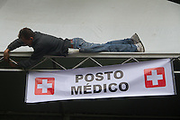 SAO PAULO 02 DE JUNHO DE 2013  -  A 17ª edição da Parada Gay de São Paulo, que acontece neste domingo (2), a Avenida Paulista. (Foto: Amauri Nehn/Brazil Photo Press)