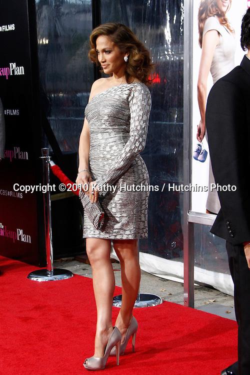"Jennifer Lopez.arrives at ""The Back-up Plan"" Premiere.Regency Village Theater.Westwood, CA.April 21, 2010.©2010 Kathy Hutchins / Hutchins Photo..."