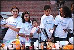 La festa dei vicini 2006 all'Alma Terra in barriera di milano.