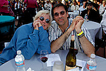 May 30, 2009:  Guests at the 'Rhythm on the Vine' charity event to benefit Shriners Children Hospital held at  the Gainey Vineyard in Santa Ynez, California..Photo by Nina Prommer/Milestone Photo