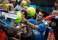 NOVAK DJOKOVIC v TOMAS BERDYCH - ATP World Tour - 19.11.2015