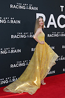 """LOS ANGELES - AUG 1:  Amanda Seyfried at the """"The Art of Racing in the Rain"""" World Premiere at the El Capitan Theater on August 1, 2019 in Los Angeles, CA"""