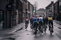 in between 'bergs'<br /> <br /> 73rd Dwars Door Vlaanderen 2018 (1.UWT)<br /> Roeselare - Waregem (BEL): 180km