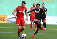 Washington,D.C. - Saturday, June 06 2015: Toronto FC defeated D.C United 2-1in a MLS match at RFK Stadium..