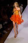 Runway : STYLE360 New York Fashion Week Presented by Stoli - SACHIKA SPRING 2012: MERMAID PARADISE - Metropolitan Pavilion New York City, USA -  9/13/11
