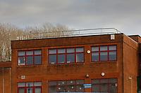 2019 12 02 Ysgol Bryn Castell in Bryncethin near Bridgend, Wales, UK