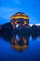 Palace of Fine Arts Theatre in San Francisco California