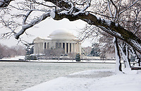 Jefferson Memorial Washington DC<br />