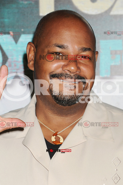WEST HOLLYWOOD, CA - JULY 23: Kevin Michael Richardson arrives at the FOX All-Star Party on July 23, 2012 in West Hollywood, California. / NortePhoto.com<br />