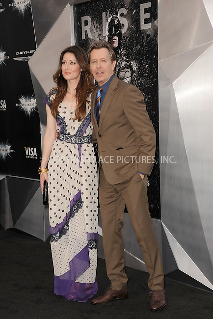WWW.ACEPIXS.COM . . . . . .July 16, 2012...New York City...Alexandra Edenborough and Gary Oldman attend 'The Dark Knight Rises' New York Premiere at AMC Lincoln Square Theater on July 16, 2012 in New York City ....Please byline: KRISTIN CALLAHAN - ACEPIXS.COM.. . . . . . ..Ace Pictures, Inc: ..tel: (212) 243 8787 or (646) 769 0430..e-mail: info@acepixs.com..web: http://www.acepixs.com .