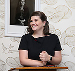 Rachel Routh during The DGF's 14th Biannual Madge Evans & Sidney Kingsley Awards at the Dramatists Guild Fund headquarters on April 4, 2016 in New York City.