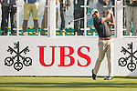 Gaganjeet Bhullar of India tees off the first hole during the 58th UBS Hong Kong Open as part of the European Tour on 08 December 2016, at the Hong Kong Golf Club, Fanling, Hong Kong, China. Photo by Marcio Rodrigo Machado / Power Sport Images