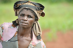 Rachel Louhanga is a rural farmer in Dundube Kadambo, in northern Malawi.