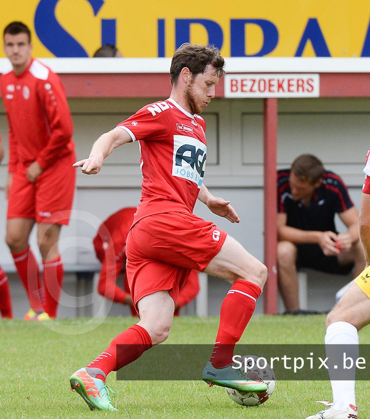 KV Kortrijk : Thomas Matton <br /> foto VDB / BART VANDENBROUCKE