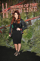 New York,NY- June 22: Meghan Trainor  attends the '2016 Coach And Friends Of The High Line Summer Party' at The High Line on June 22, 2016 in New York City. Credit: John Palmer/MediaPunch