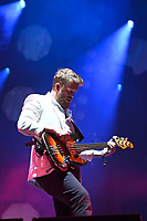 LONDON, ENGLAND - JUNE 1: Ted Dwane of 'Mumford & Sons' performing at ALL POINTS EAST, Victoria Park on June 1, 2019 in London, England.<br /> CAP/MAR<br /> ©MAR/Capital Pictures