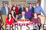 Business Network International members celebrate their 15th anniversary in the Malton Hotel on Saturday night front row l-r: Sandra hart, Liam McGuire, Carole Moran, Laura Kerrisk, Ann hannon. Back row: Dan Cronin, Anthony Fitzsimons, Donie Moynihan, Sean O'Keeffe and Tom Moore