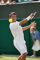28-06-12, England, London, Tennis , Wimbledon, Bjorn Phau