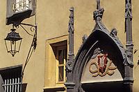 Europe/France/Auvergne/63/Puy-de-Dôme/Clermont-Ferrand: Vieille porte rue des Chaussetiers