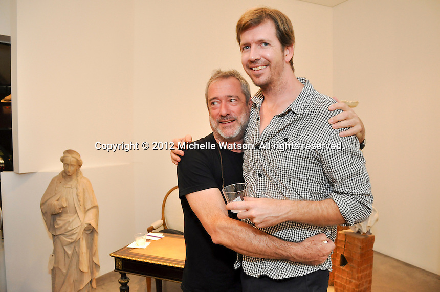 Sloan Hall Book Signing Reception with Artist Tony Feher