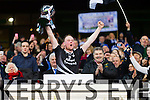 Jerry Wallace Ardfert captain celebrates after winning the Intermediate All Ireland Club Final in Croke Park on Saturday.