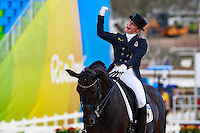 02-DRESSAGE: 2016 Rio Olympic Games