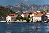 MONTENEGRO, Bay of Kotor, Coastal town on the Bay of Kotor, Ben M Thomas