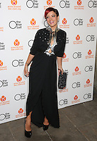 Lily Allen arriving for The Other Ball charity Gala held at One Mayfair, London. 04/06/2014 Picture by: James Smith / Featureflash