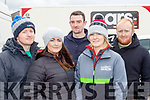 Rally<br /> -------<br /> Enjoying all the action at the Rally of the Lakes last Weekend were L-R Fergal&amp;Grace O'Connell with Michael&amp;Annette Ryan and Stephan Bond.