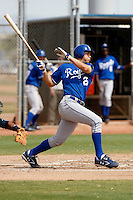 Eric Hosmer   - Kansas City Royals - 2009 spring training.Photo by:  Bill Mitchell/Four Seam Images
