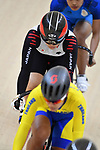 Kayono Maeda (JPN), <br /> AUGUST 28, 2018 - Cycling - Track : Women's Keirin Round 1 at Jakarta International Velodrome during the 2018 Jakarta Palembang Asian Games in Jakarta, Indonesia. <br /> (Photo by MATSUO.K/AFLO SPORT)