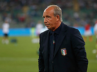 Giampiero Ventura  during the  friendly  soccer match,between Italy  and  France   at  the San  Nicola   stadium in Bari Italy , September 01, 2016<br /> <br /> amichevole di calcio tra le nazionali di Italia e Francia