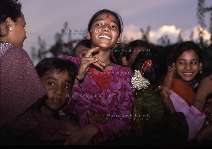 Ritratto di donne indiane  Indian women portrait