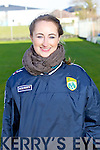Management Team for the Kerry Minor Team 2013.Christina Foley (physio)