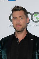 BURBANK, CA - OCTOBER 22: Lance Bass attends the Environmental Media Association 26th Annual EMA Awards Presented By Toyota, Lexus And Calvert at Warner Bros. Studios on October 22, 2016 in Burbank, California (Credit: Parisa Afsahi/MediaPunch).