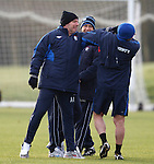 191110 Rangers training