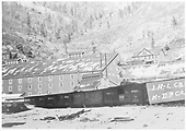 Tomboy Mine buildings.<br /> RGS  Pandora, CO
