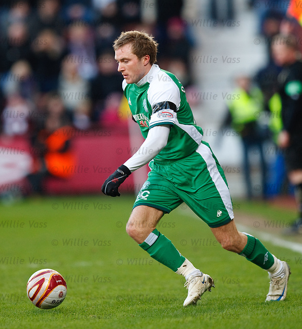 Alan O'Brien, Hibs