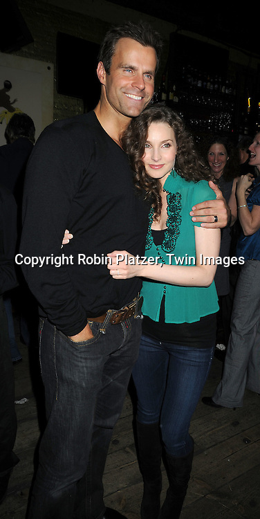 Cameron Mathison and Alicia Minshew