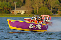 "Mike Buturla, JS-712  and JS-3 ""Making Memories""   (Jersey Speed Skiff(s)"