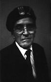 """Warsaw 9-10.2011 Poland..Portraits of the Insurgents. Janusz Gunderman pseudonym """"Janusz"""", """"2671""""  NSZ photo Maciej Jeziorek/Napo Images. Warszawa 9-10.2011 Polska.Portrety Powstancow Warszawskich nz. Gunderman Janusz """"Janusz"""" """"2671""""  NSZ. fot. Maciej Jeziorek/Napo Images."""