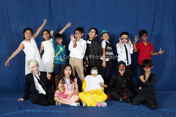 Kids Up Front Drama