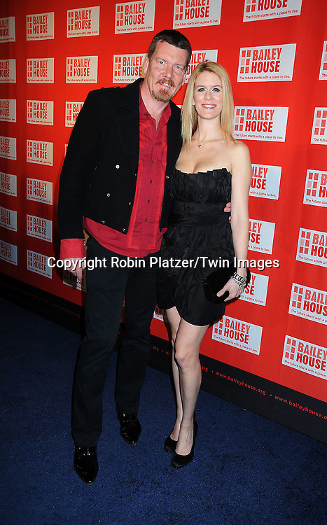 Simon Van Kempen and Alex McCord attending The 23rd Annual Bailey House and Party on February 23, 2011 at The Lexington Avenue Armory in New York City.