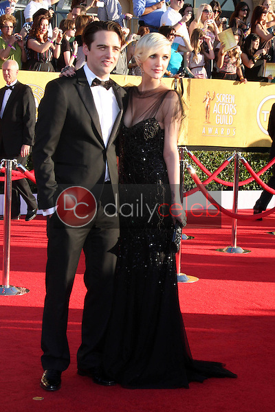 Vincent Piazza, Ashley Simpson<br />