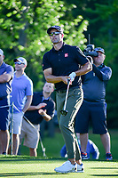 Adam Scott (AUS) watches his tee shot on 11 during round 2 of the Shell Houston Open, Golf Club of Houston, Houston, Texas, USA. 3/31/2017.<br /> Picture: Golffile | Ken Murray<br /> <br /> <br /> All photo usage must carry mandatory copyright credit (&copy; Golffile | Ken Murray)