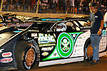Aug 8, 2009; 10:39:46 PM; Union, KY., USA; The North-South 100  running a 50,000-to-win Lucas Oil Late Model Dirt Series sanctioned event at Florence Speedway.  Mandatory Credit: (thesportswire.net)