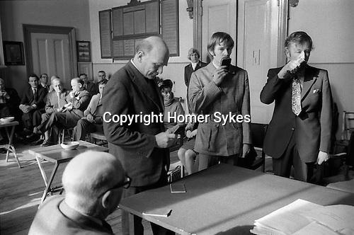 Hocktide Hungerfprd Court Leet   My ref 32/445/1973